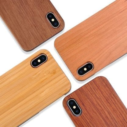 Solid Wood Case for iPhone 1