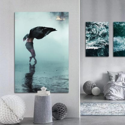 Nordic Style Sea Themed Canvas Pictures 2