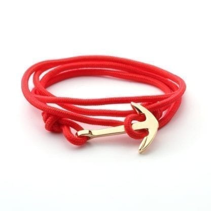 Men's Anchor Design Multilayer Bracelet 2