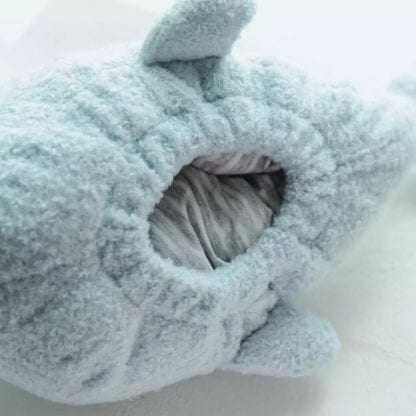 Kid's Plush Whale Napkin Holder 5