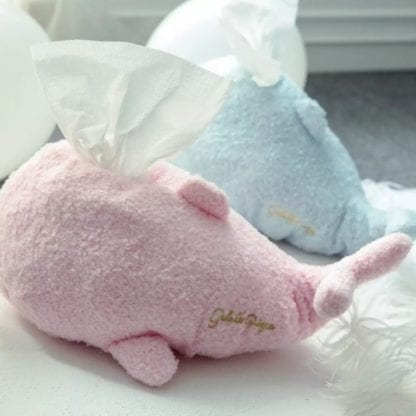 Kid's Plush Whale Napkin Holder 3