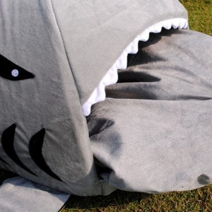 Pet's Shark Style Cotton Bed 4