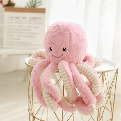 Push Soft Octopus Toy for Children 4